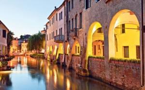 Veduta dei Buranelli a Treviso
